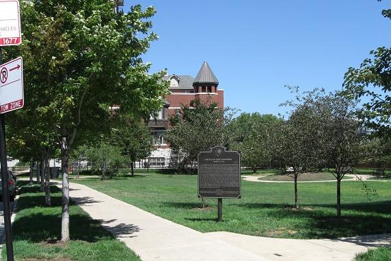 The Battle of Fort Dearborn Park (WBEZ/John R. Schmidt)