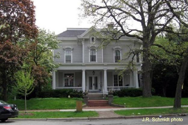 Early Rogers Park: The 1873 Jackson-Thomas House