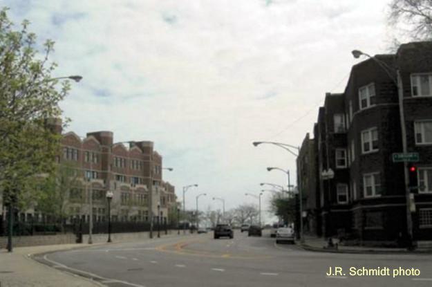 Chicago's northeast corner