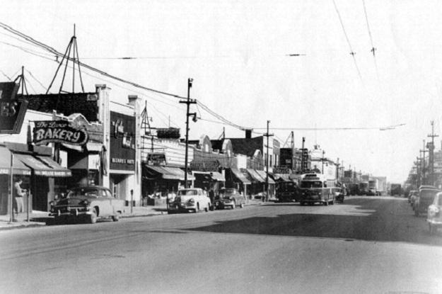 1955--the same location (CTA photo)