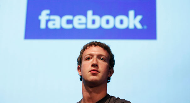 File: Facebook CEO Mark Zuckerberg. (Paul Sakuma/AP)