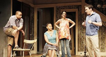 'Clybourne Park' on Broadway
