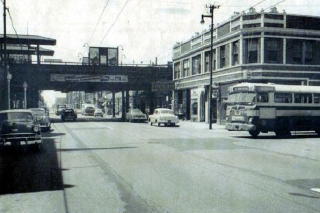1955--the same location (CTA photo)