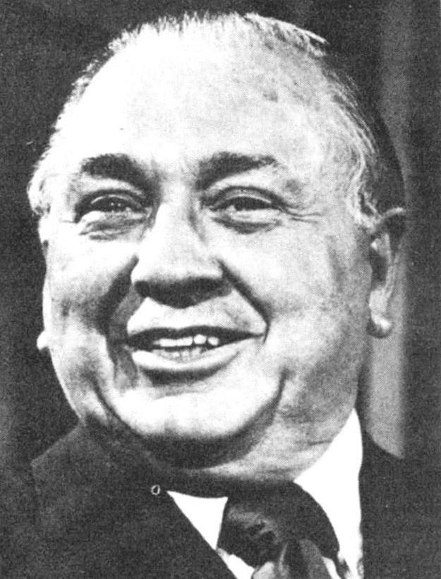 Mayor Richard J. Daley (City of Chicago)