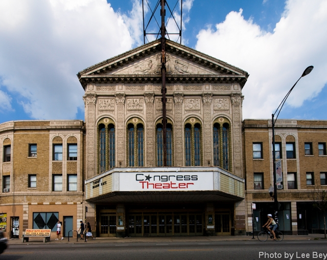 The Congress Theater (Lee Bey)
