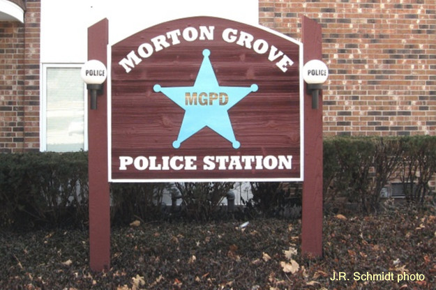 Morton Grove's gun depository