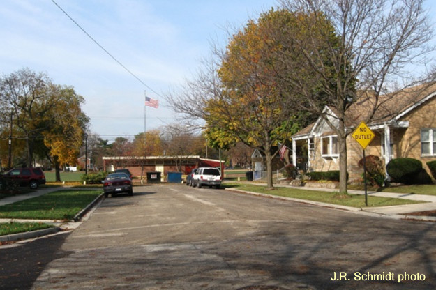 Bosak Avenue