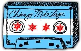 Local music junkies can also get their fix through Casey Meehan's Chicago Mixtape project, which gives participants weekly MP3s from up-and-coming Chicago bands. (The Chicagoist/chicagomixtape.com)