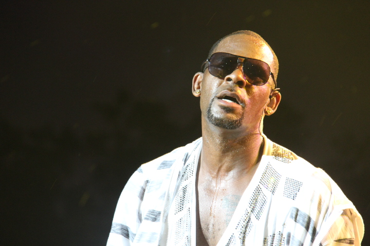 R. Kelly (WBEZ/Andrew Gill)