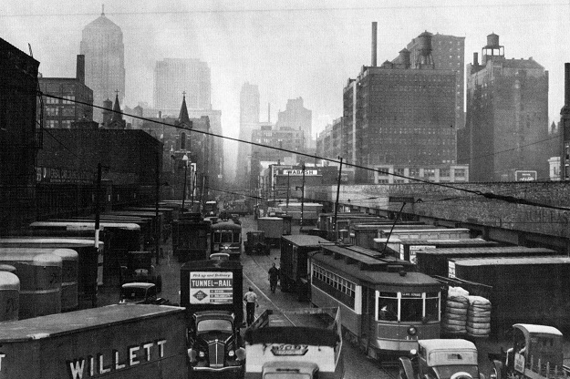 1939--the same location (CTA photo)