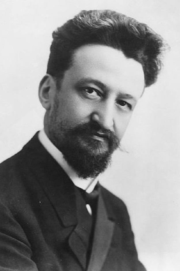 Bernard Fantus. M.D. (Smithsonian Institution)