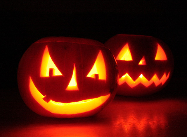 It's a little scary how much we spend on Halloween.  (Flickr/ Pedro J. Ferreira)