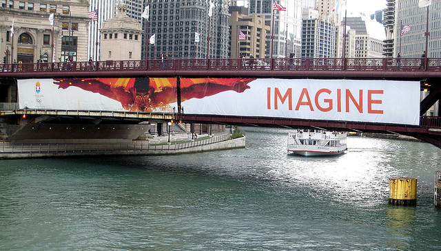 The Chicago Olympics bid: a dream that died. (Flickr/Pavel Trebukov)