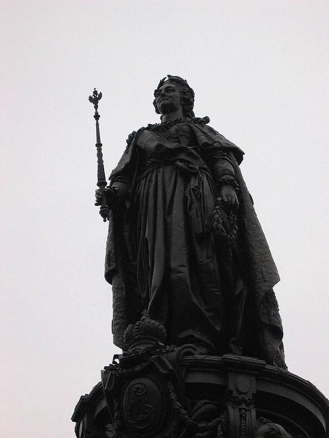 Catherine the Great. (Flickr/Jennifer Boyer)