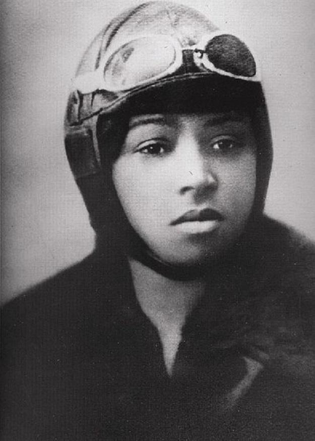 Bessie Coleman (NASA photo)