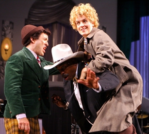 A scene from 'Animal Crackers' directed by Wishcamper at the Goodman in 2009. (Courtesy of Goodman Theatre)