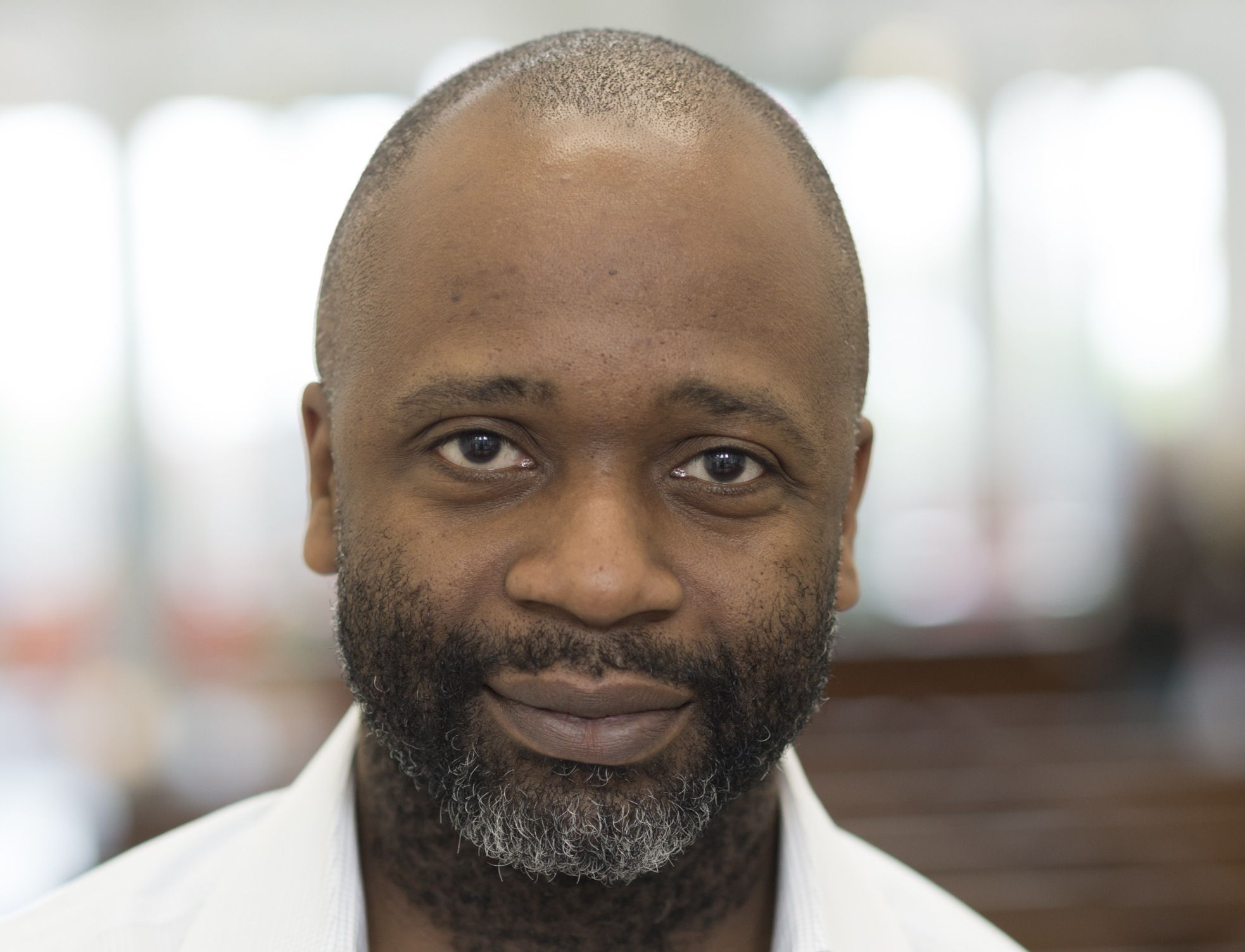 Theaster Gates (Image courtesy of Nathan Keay, © MCA Chicago)