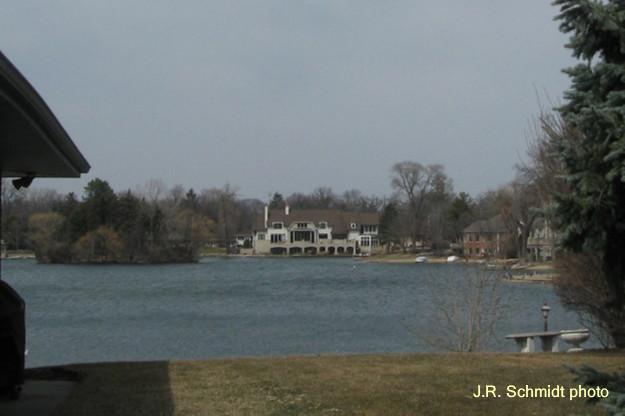 Park Ridge's own Murphy Lake
