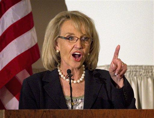 Arizona Gov. Jan Brewer (AP/file)