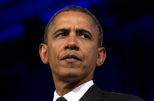 President Barack Obama faced mounting pressure Wednesday to express support for same-sex marriage after a setback for gay-rights advocates in North Carolina. (AP/Carolyn Kaster, File)