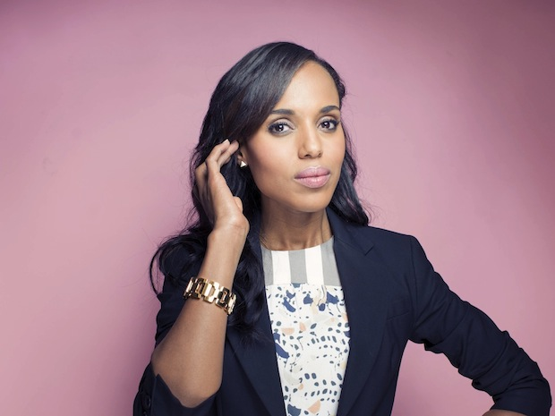 Kerry Washington as Olivia Pope (AP)