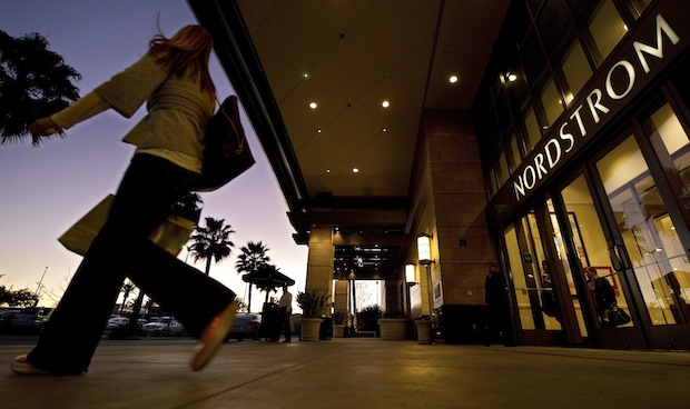 Nordstrom: Keeping department store shopping hip and relevant. (AP)