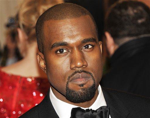 Kanye West (AP/File)