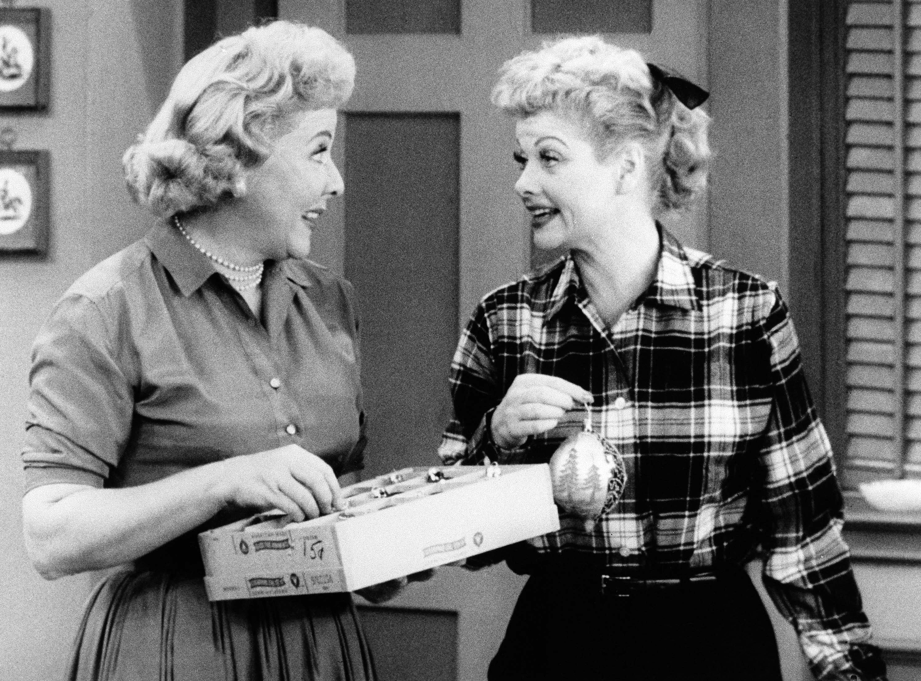 Critic Al Gini yearns for the days of shows like 'I Love Lucy,' when TV humor didn't rely on profanity. (AP photo)