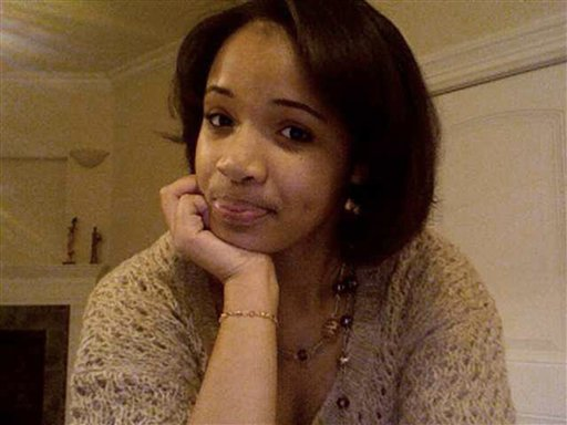 Hadiya Pendleton (AP Photo/Courtesy of Damon Stewart, File)