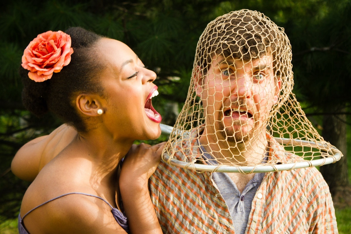Spectralia's 'As You Like It' (Photo courtesy of Spectralia Theatre)