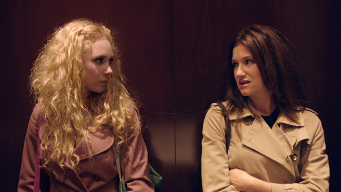 Juno Temple and Kathryn Hahn in Afternoon Delight (courtesy filmmaker)