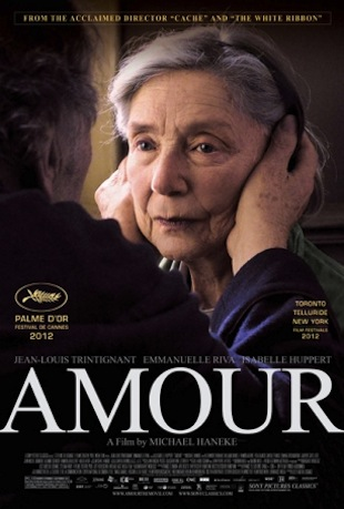 The international poster for 'Amour.' (Google Plus/Commons)