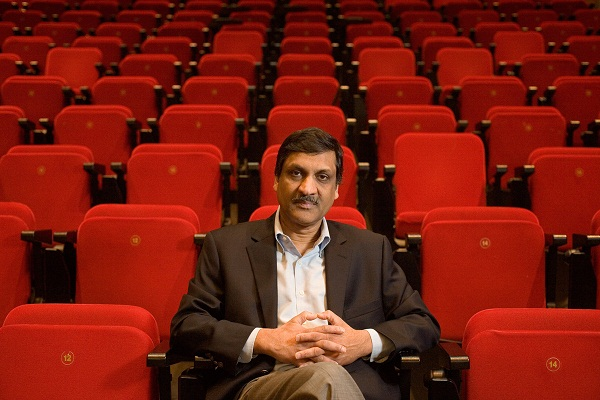 Anant Agarwal (Photo by M. Scott Brauer)
