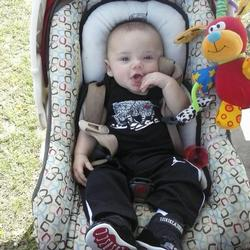 Anterio K. Schlieper, 4 months, died June 2014. His body was found after he had been co-sleeping with his parents. Both parents admitted to smoking marijuana and drinking alcohol before going to sleep. Both parents pleaded guilty to endangering the health and life of a child, a misdemeanor, court records show.