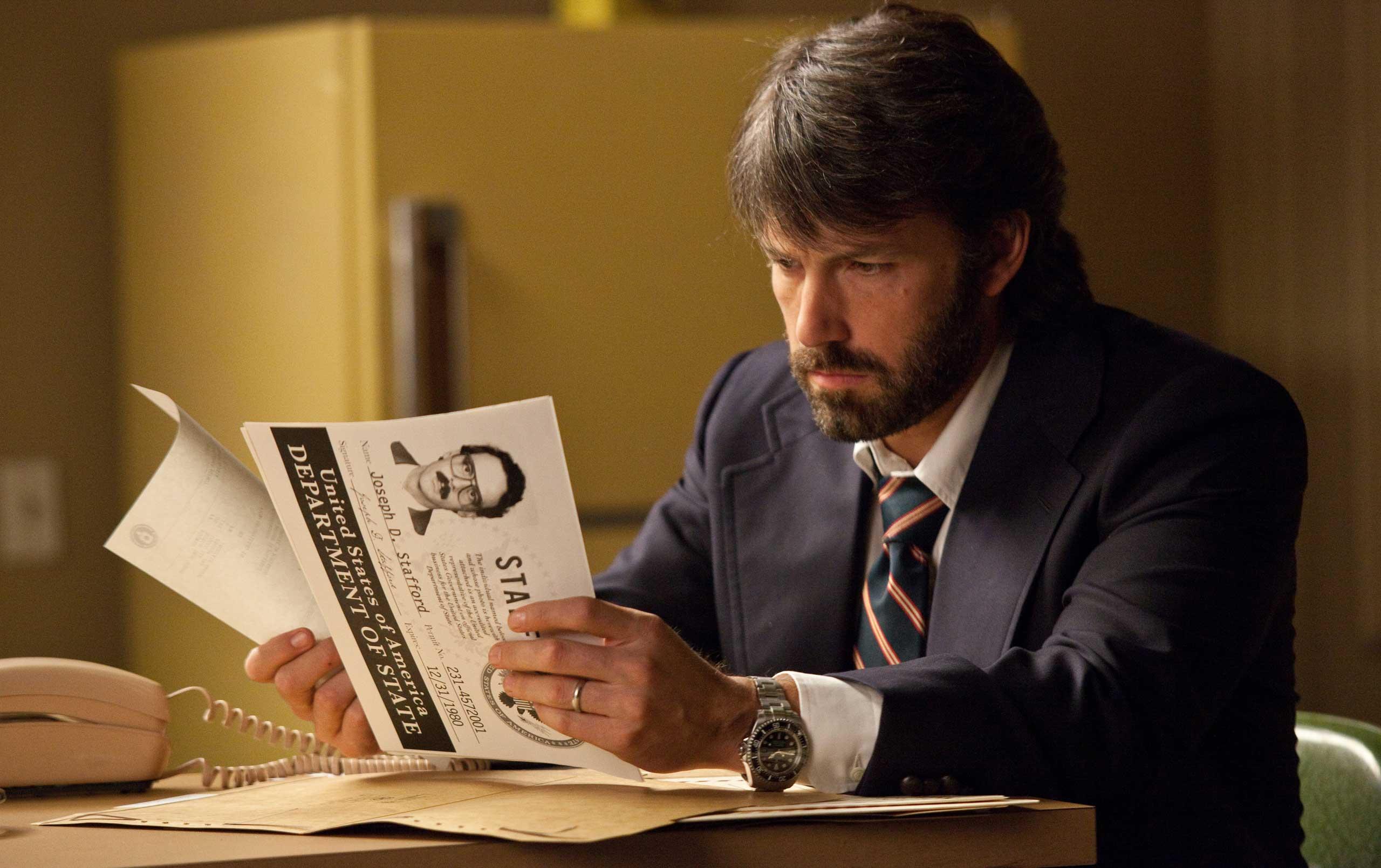 Ben Affleck in 'Argo' (Warner Bros)