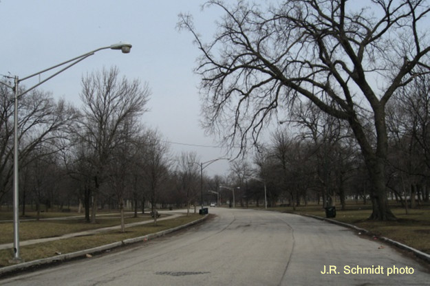 Woodward Drive in Garfield Park