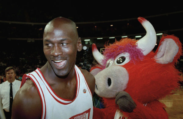 Benny the Bull (AP/File)