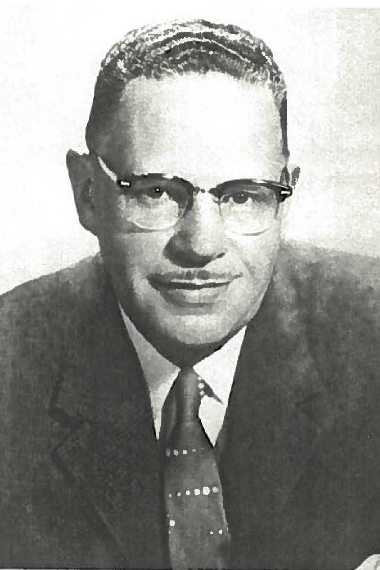 Archibald J. Carey Jr. circa 1960. (courtesy of the Chicago History Museum)