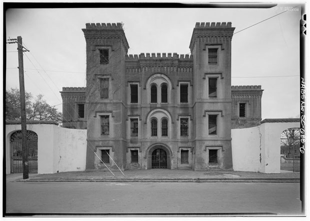 Charleston Old Jail (Library of Congress)