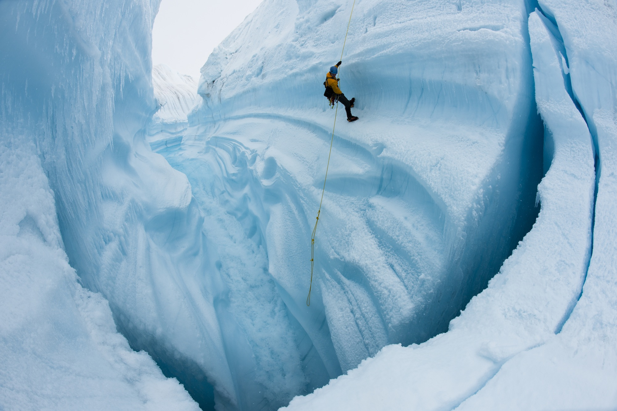 Chasing Ice, a documentary about photographer James Balog, plays this weekend as part of the One Earth Film Festival.