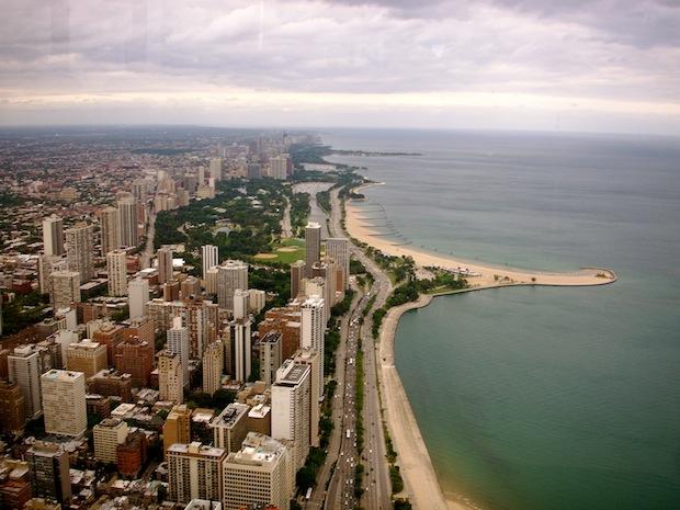 File: Chicago summer skyline. (Flickr/Jenn Tatum)