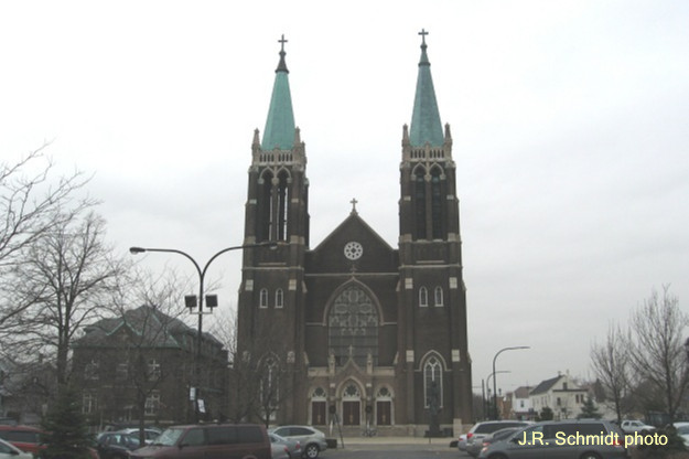 St. Mary of Czestochowa Catholic Church