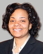 Ald. Milele Coggs, the only woman serving on Milwaukee's 15-member council. (Source: city.milwaukee.gov)