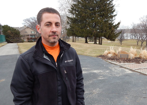 Tim Glorioso is the director of golf course operations at the Toledo Country Club.