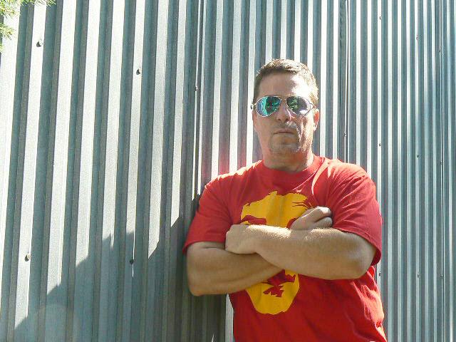 Darren Robbins (photo courtesy Darren Robbins)