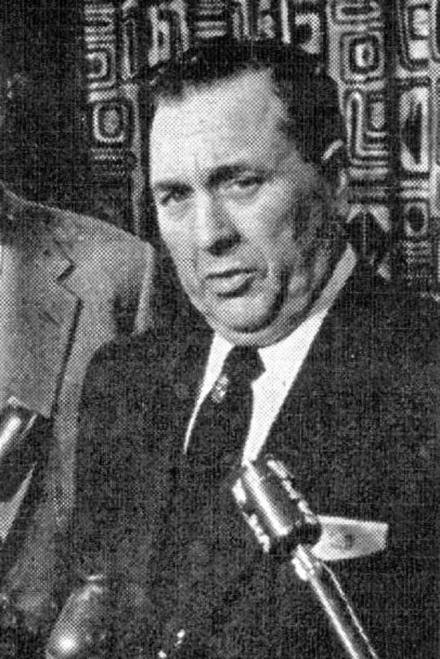 Richard J. Daley, 1955 (author's collection)