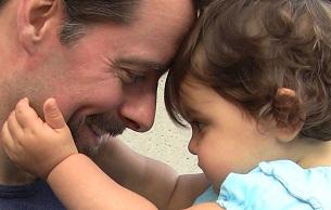 Dan wants to prepare to keep his daughter, Xitlali, safe. (Dan Shielding)