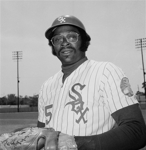 Dick Allen in 1973 (AP Photo)