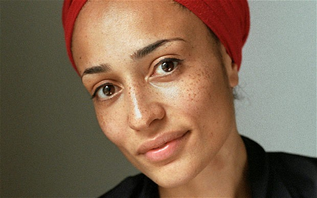 "Press photo for Zadie Smith, author of ""NW."" (Dominique Nabokov/Penguin Press)"