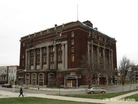 South Side Masonic Temple--6400 S. Green St.